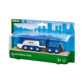 Speciális kiadású vonat 33642 Brio