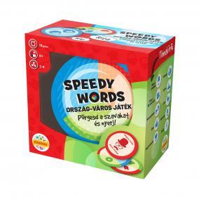 Speedy Words - Ország, város társasjáték