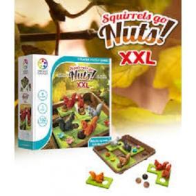 Squirrels Go Nuts - xxl Társasjáték