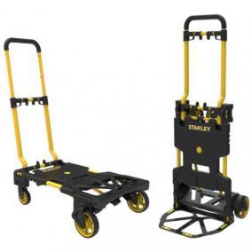 STANLEY Összecsukható 2-in-1 kiskocsi / molnárkocsi