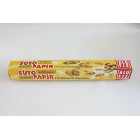 Sütőpapír, [ALU-FIX] 8m