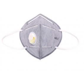 Szájmaszk, részecskeszűrő FFP2 / KN95 szelepes [1 db-os] (import)