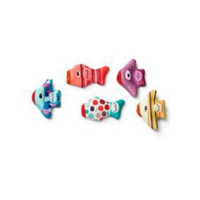 Színes halacskák - ujjbábok pancsoláshoz