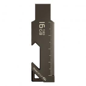 Team Group T183 pendrive 16GB USB 3.0 Fekete - többfunkciós dizájn