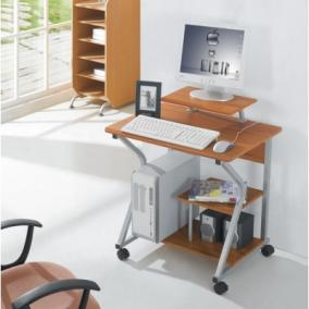 TECHLY számítógép asztal 700x500 bükk