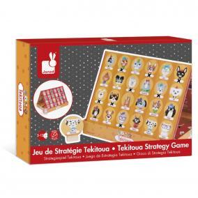 Tekitoua - stragégiai játék Janod