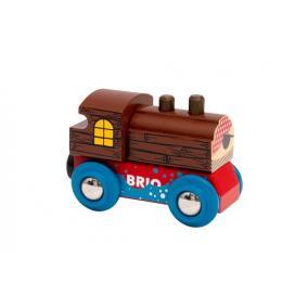 Téma kis vonat - Kalóz