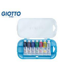 Tempera 7 db 7,5 ml Giotto