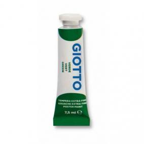Tempera GIOTTO Fila szóló zöld 7,5ml 351012