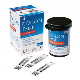 Tesztcsík DCont ETALON /50 db
