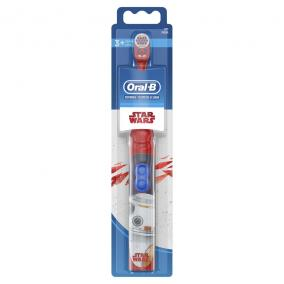 Toothbrush Oral-B Braun DB3010 Star Wars, Battery-powered