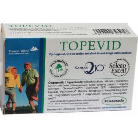 Topevid kapszula [30 db]