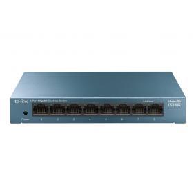 TP-LINK LS108G TP-Link LiteWave LS108G Switch 8x10/100/1000Mbps kovovy desktop