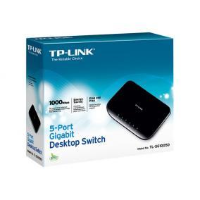 TP-LINK TL-SG1005D TP-Link TL-SG1005D Switch 5x10/100/1000Mbps