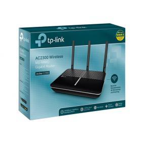 TPLINK Archer C2300 TP-Link Archer C2300 AC2300 WiFi 802.11ac MU-MIMO Ggbit router 4xLAN, 2USB
