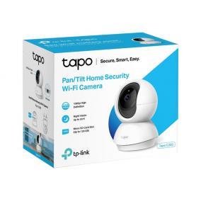 TP-Link Tapo C200 Pan/Tilt Otthoni biztonsági Wi-Fi kamera