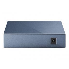 TPLINK TL-SG105 TP-Link TL-SG105 Switch 5x10/100/1000Mbps Metal case IEEE 802.1p QoS