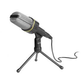 Tracer Screamer asztali mikrofon fekete
