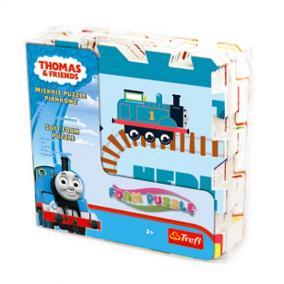 Trefl Habszivacs szőnyeg puzzle - Thomas és barátai