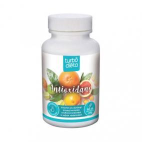 Turbó diéta antioxidáns kapszula [60 db]