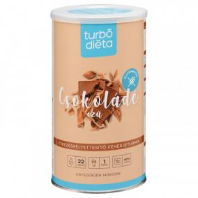 Turbo diéta fogyókúrás italpor csokoládé [525 g]