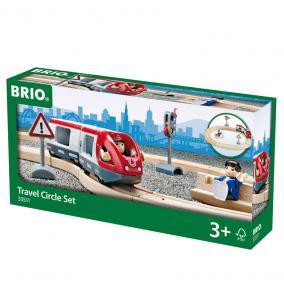 Utasszállító vonatszett 33511 Brio