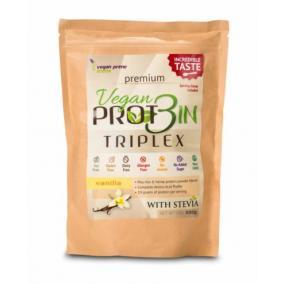Vegan prot3in triplex fehérje vaníliás 550 g