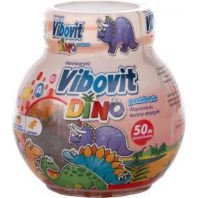 Vibovit dino gumi multivitamin gyerekeknek [50 db]