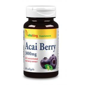 Vitaking acai berry kapszula [60 db]