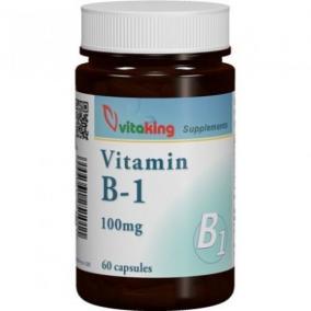Vitaking vitamin B1 100mg kapszula [60 db]