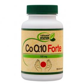 Vitamin Station Co q10 Forte kapszula [100 db]