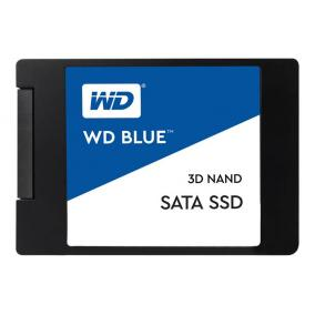 WD WDS200T2B0A Blue belső SSD 2.5 2TB SATA/600, 560/530 MB/s, 7mm, 3D NAND