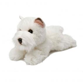 Westie kutya 20 cm Aurora