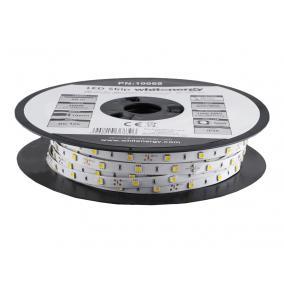 Whitenergy LED szalag 50m SMD5050 7.2W/m 12V DC melegfehér, csatlakozó nélküli