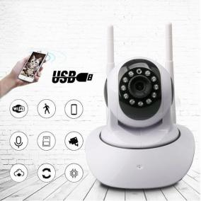 Térfigyelő kamera Wifire csatlakoztatható, antennás