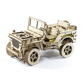 Wooden.City Jeep Willys MB 4x4