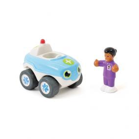 WOW Jojo, a mentőautó
