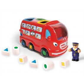 WOW Leo, a londoni busz