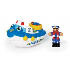 WOW Perry, a rendőrcsónak