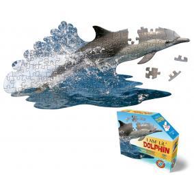 Wow Puzzle junior 100 db - Delfin