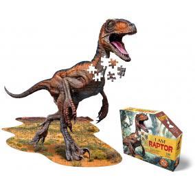 Wow Puzzle junior 100 db - Raptor