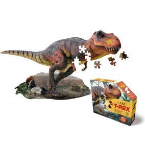 Wow Puzzle junior 100 db - T-Rex