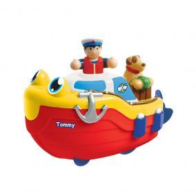 WOW Tommy, a vontató hajó