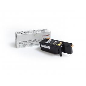 Xerox Phaser 6020/6022 [106R02762] Y 1k toner (eredeti, új)