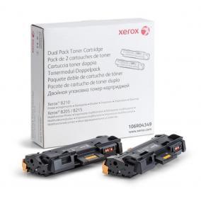 Xerox B205, B210, B215 [106R04349] Bk 2x3k toner (eredeti, új)