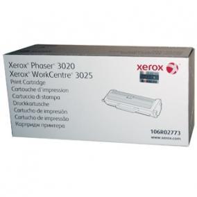 Xerox Phaser 3020, 3025 [106R02773] toner 1,5k (eredeti, új)