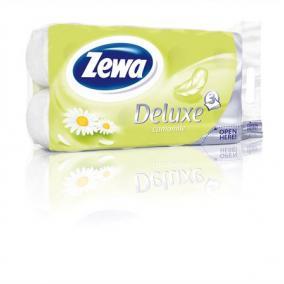Toalettpapír [ZEWA] 8 tekercses, 3 rétegű,