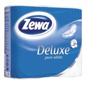 Toalettpapír [ZEWA] 4 tekercses, 3 rétegű,