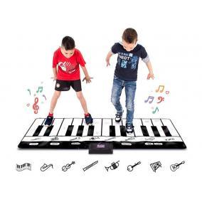 Játszószőnyeg, zongorás, elektromos