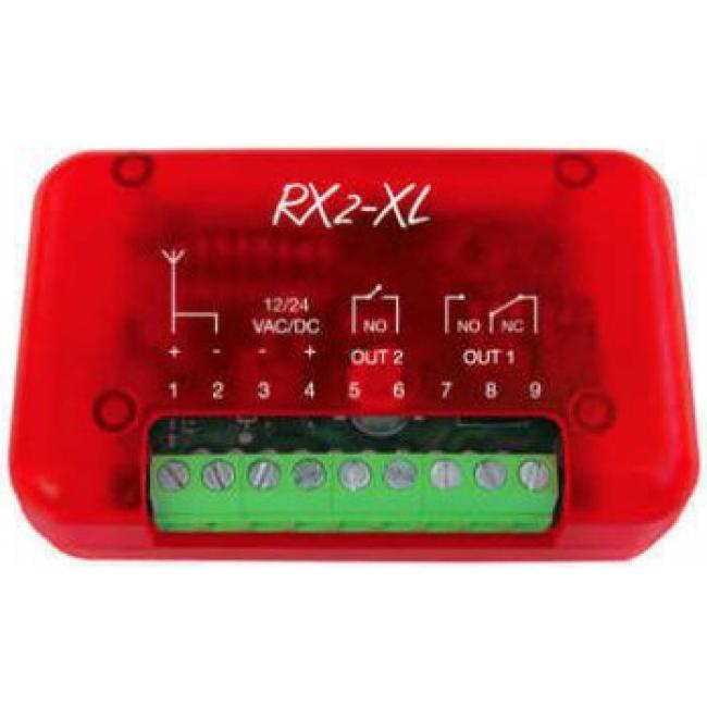 Távvezérlő NOLOGO RX2-XL vevő